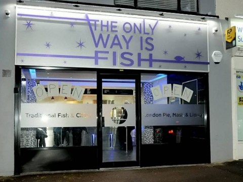 Essex fish and chips shop The Only Way Is Fish wins right to keep name despite TOWIE legal action