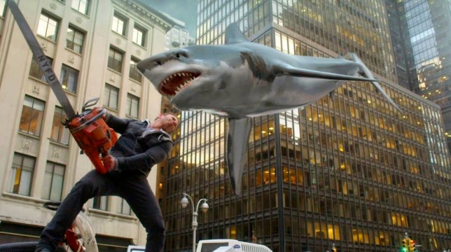 Syfy's Sharknado 2: The Second One