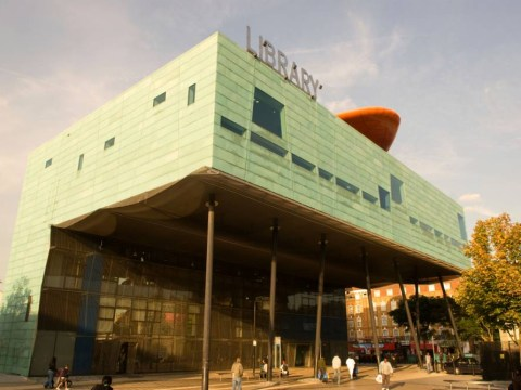 One for the books: Peckham Library named on list of nation's 'urban gems'