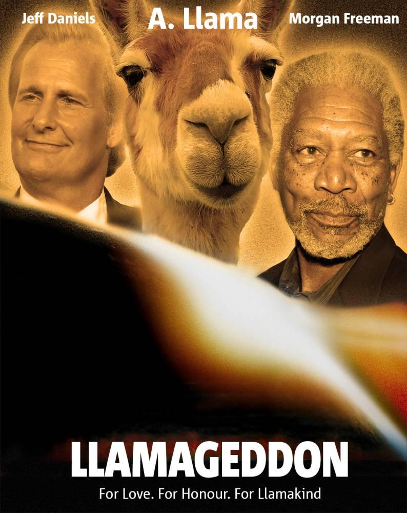 Daniel Radcliffe for Zoonami, anyone? We pitch animal disaster movies to Sharknado 2's Judah Friedlander