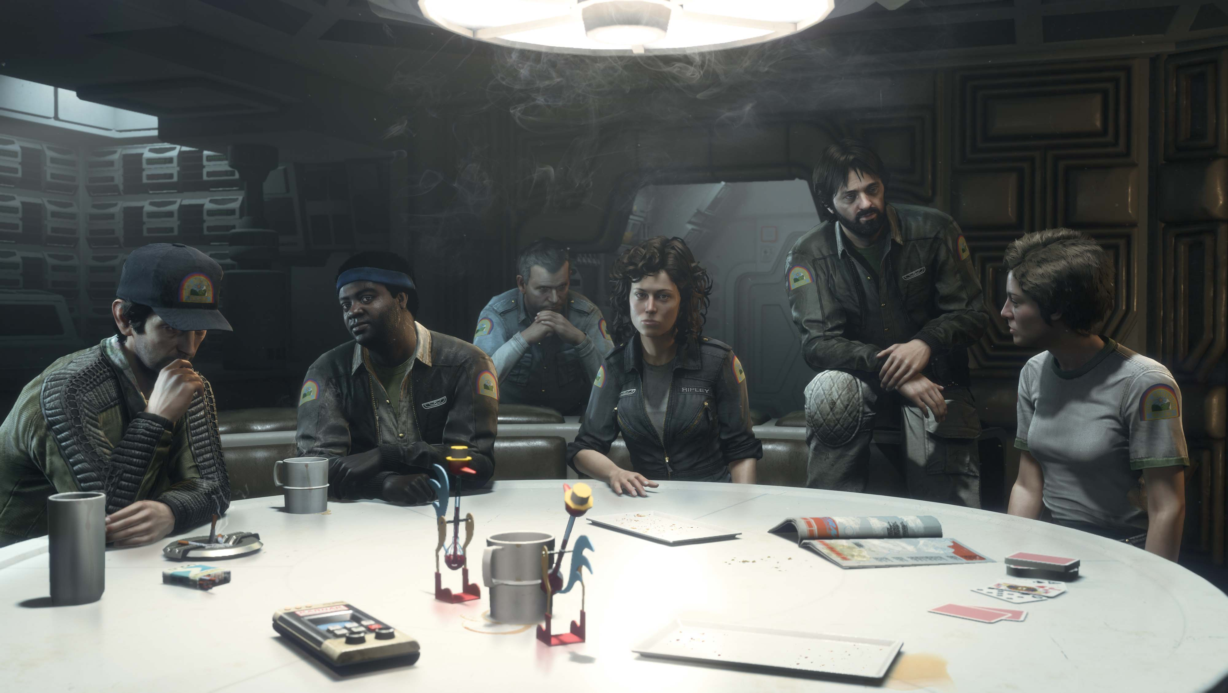 Alien Isolation - now that's what you call a pre-order bonus