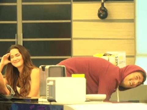 Big Brother 2014: Kimberly Kisselovich unaroused by 'boyfriend' Steven Goode's sexy twerking