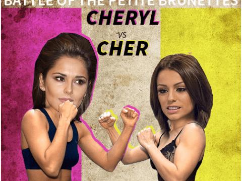 Cheryl Cole vs. Cher Lloyd – ding, ding, ding, their chart battle begins