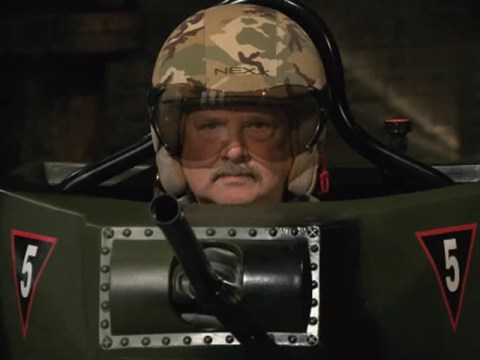 The man with the tank was our favourite thing on the new series of Dragons' Den