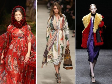 The 8 key autumn/winter 2014 fashion trends you need to know about