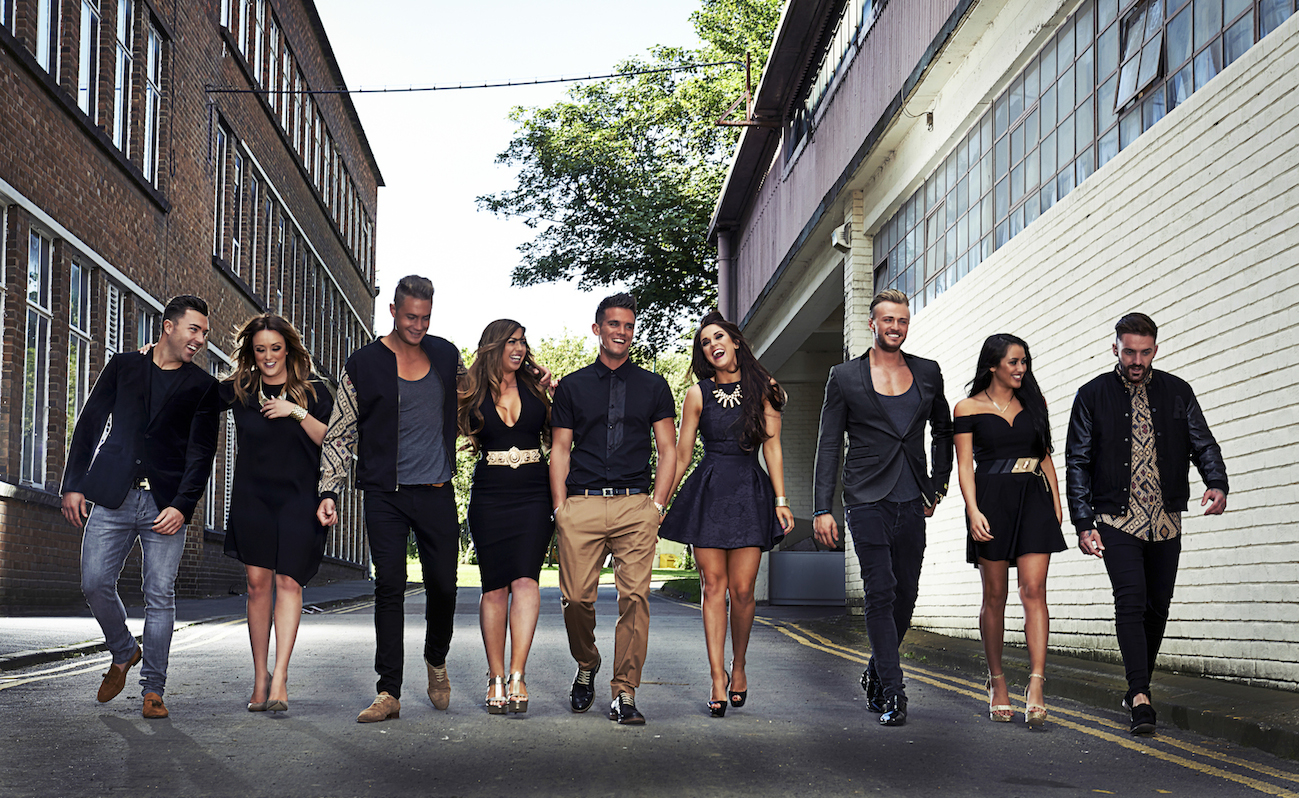 Geordie Shore series 8: Vikcy Pattison, Holly Hagan and Gaz Beadle – who's had who REVEALED