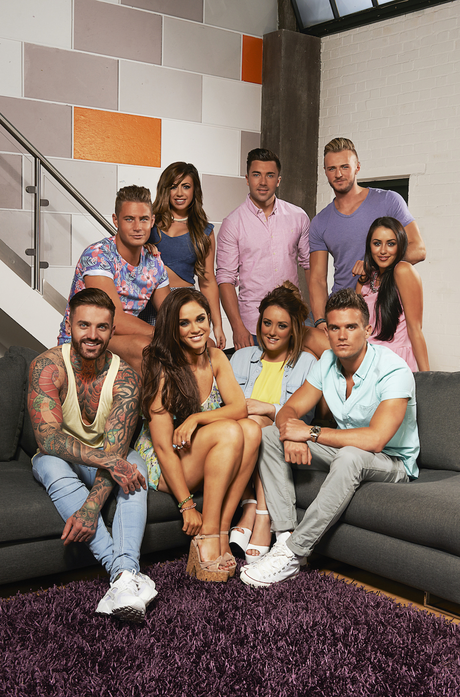 Geordie Shore series 9 is happening – and they're off to, er, Somerset…