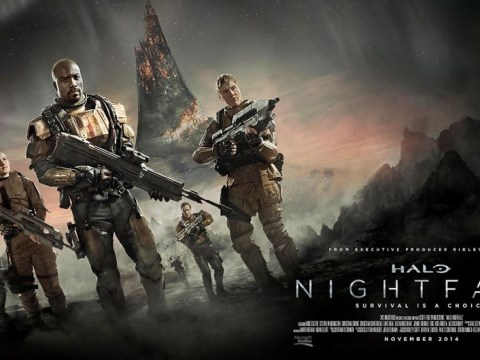 First look at Ridley Scott's Halo: Nightfall – trailer online now