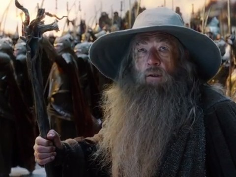 The first trailer for the very last Hobbit movie The Battle Of The Five Armies is here