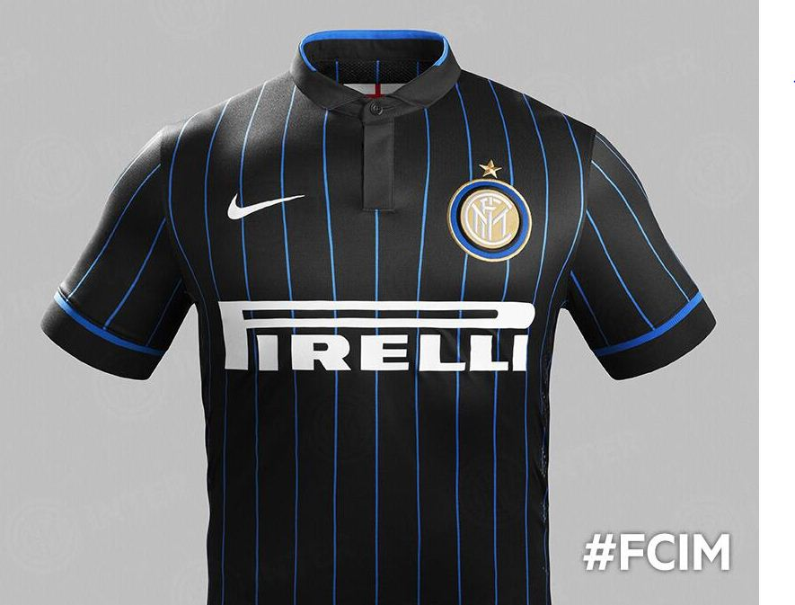 Inter Milan's new kit is incredibly sharp (Picture: Twiiter/@Inter)