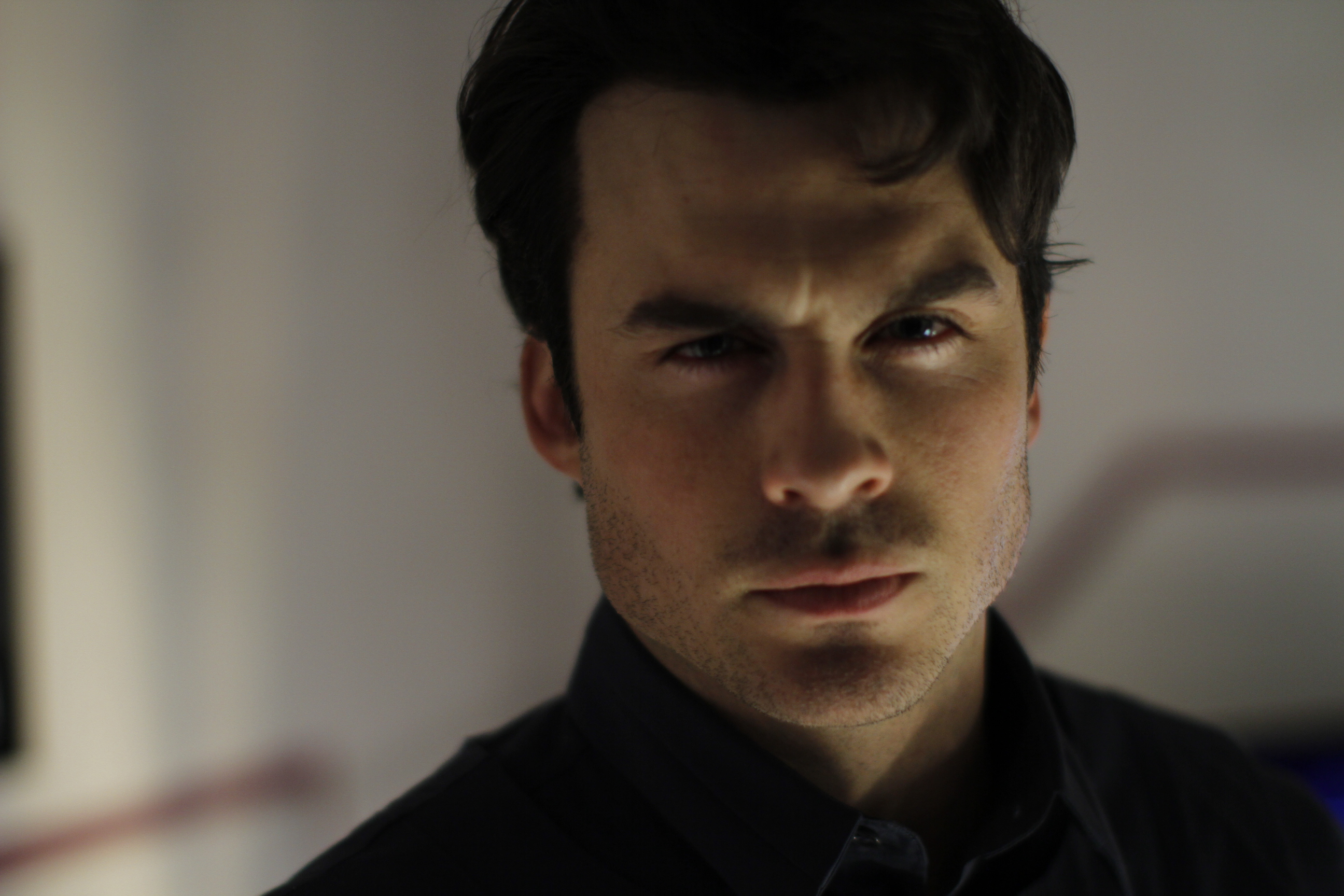 Ian Somerhalder gets all deep on us about The Anomaly