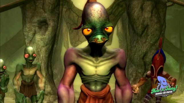 Oddworld: New 'n' Tasty! - the Mudokons are back