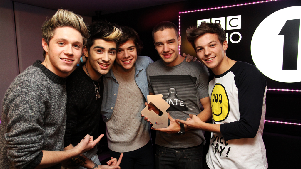 A new direction for One Direction: 'Our fourth album is more edgy'