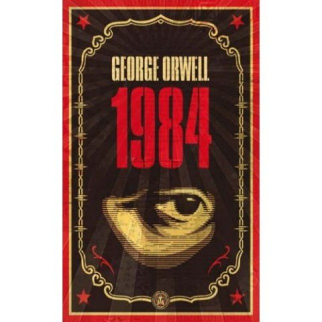 Orwell's 1984 was supposed to be fiction... then it only went and came true (Picture: publicity picture)