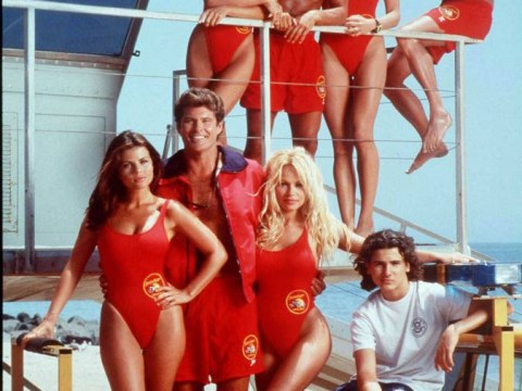 Baywatch is back – and this time it's on the big screen (Well sort of anyway)