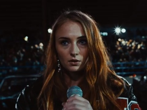 Game Of Thrones' Sophie Turner show off finest lip-synching skills in Bastille's Oblivion video