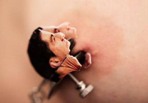 Get Luis Suarez to bite your nipples with these epic new Suarez nipple clamps