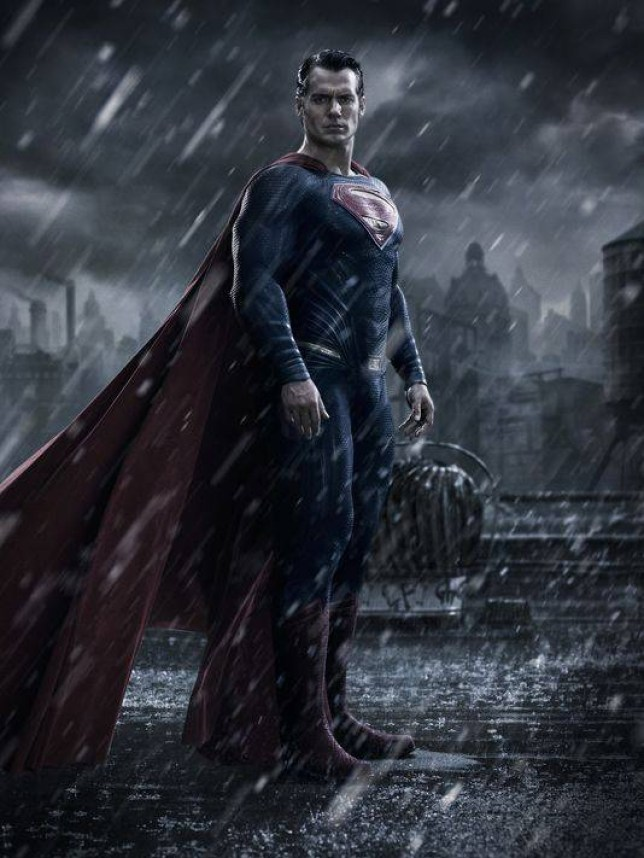 Henry Cavill stars as Superman in Batman vs Superman (Picture: Warner Brothers)