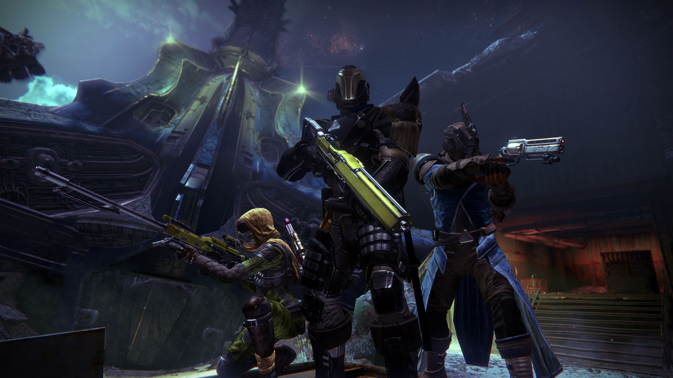What are we supposed to do until Destiny is released?