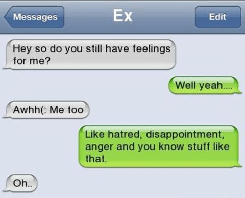 16 terrible flirting fails shown on iMessage texts | Metro News