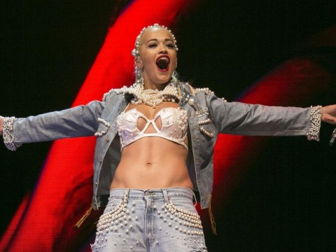 Rita Ora has the potential to be The Voice's greatest judge