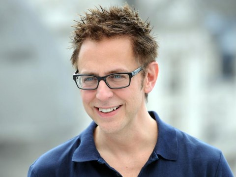 James Gunn thanks fans and 'mostly-British b******s' for Guardians of the Galaxy success