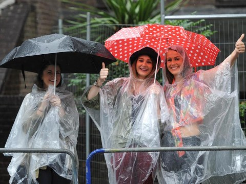 Washout weather makes for the chilliest August bank holiday EVER