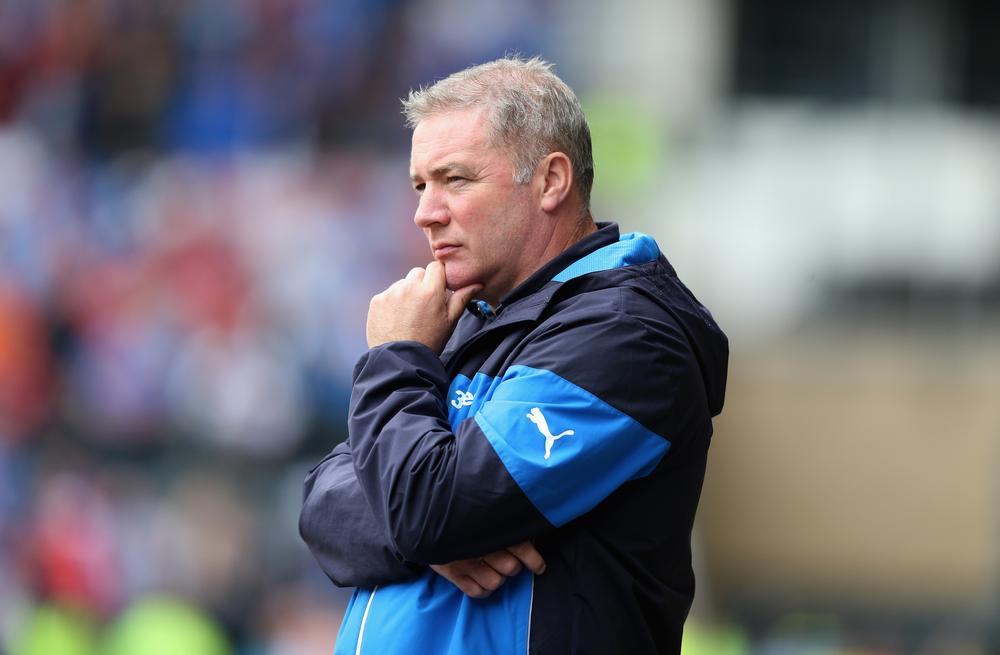 Ally McCoist may be struggling with Rangers on the field but off it his dignity remains strong