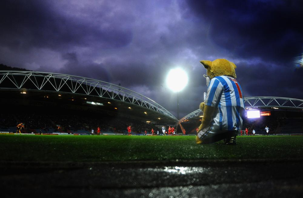 Can these fans ignite Huddersfield Town's atmosphere?