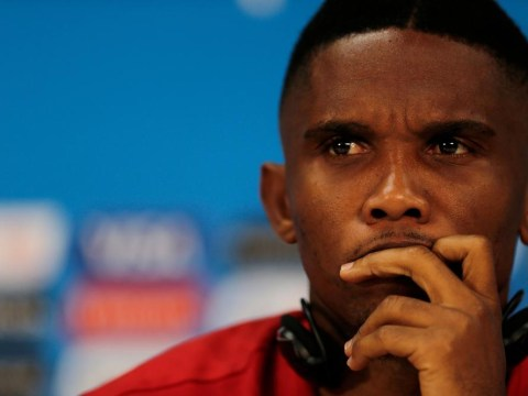Sunderland target Samuel Eto'o 'closing in on Ajax transfer'