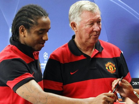 Manchester United's Anderson makes most audacious ice bucket challenge nomination yet – Sir Alex Ferguson