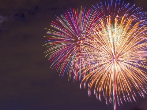 Going out with a bang: Woman's ashes put into fireworks for bonfire night