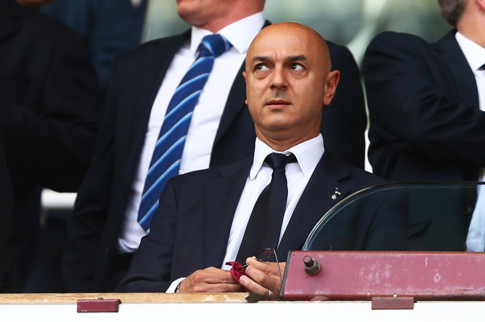 Tottenham pub pokes fun at Spurs chief Daniel Levy in promotional advert