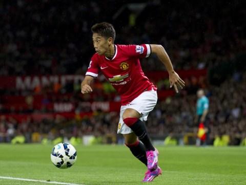 Manchester United's Shinji Kagawa closing on Borussia Dortmund return