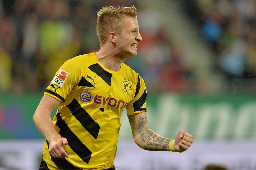 Marco Reus lets slip Shinji Kagawa is making Borussia Dortmund return from Manchester United