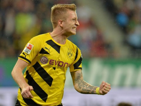 Marco Reus lets slip Shinji Kagawa is making Borussia Dortmund return from Manchester United