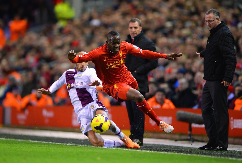 Why Aston Villa's signing of Liverpool loan flop Aly Cissokho poses more questions than it answers