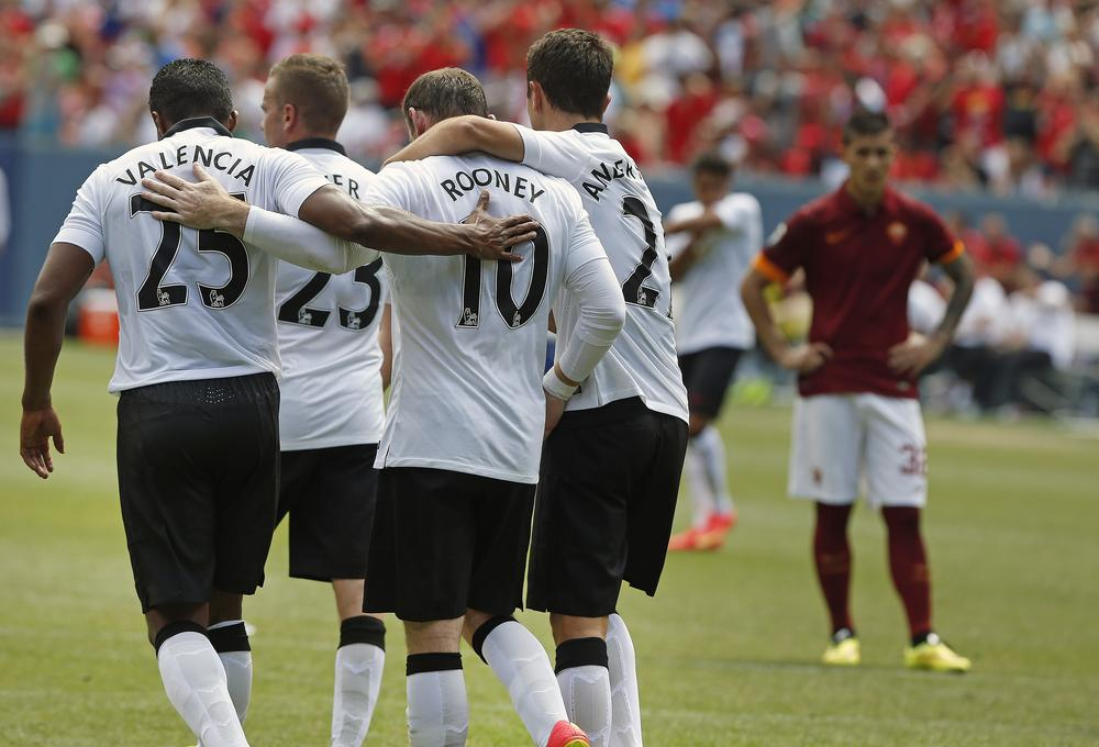 Manchester United can prove they have their mojo back by spanking Liverpool tonight