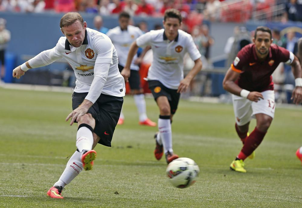 Should Wayne Rooney be Manchester United and England captain?