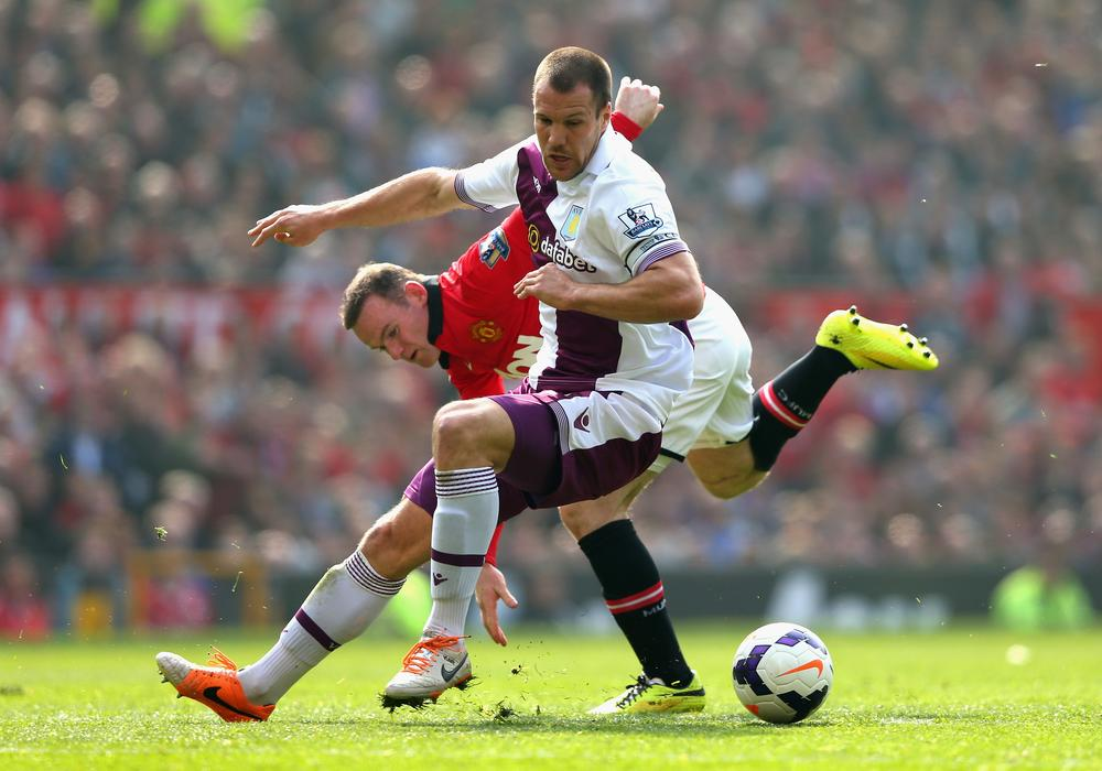 Aston Villa's Ron Vlaar remains top target for Southampton boss Ronald Koeman