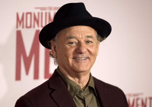 "Actor Bill Murray arrives for the UK premiere of the film ""The Monuments Men"" in London February 11, 2014. REUTERS/Neil Hall (BRITAIN - Tags: ENTERTAINMENT HEADSHOT) Neil Hall/Reuters"