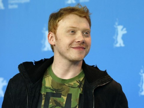 Harry Potter star Rupert Grint: I dreamed of selling ice cream, not acting