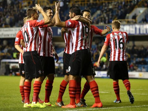 Graziano Pelle and Jack Cork score and make a point at Southampton