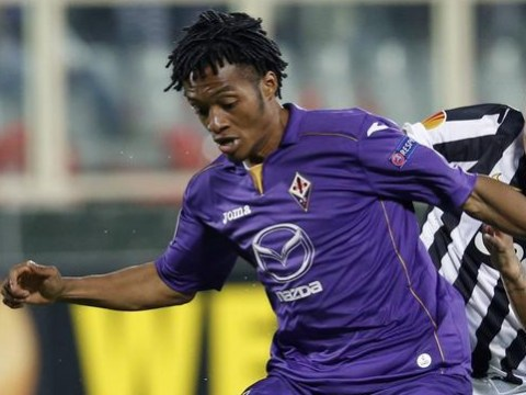 Manchester United and Chelsea left to fight it out over Juan Cuadrado transfer after Barcelona drop out