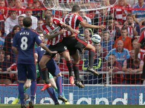 Manchester United score Twitter own goal during Sunderland draw