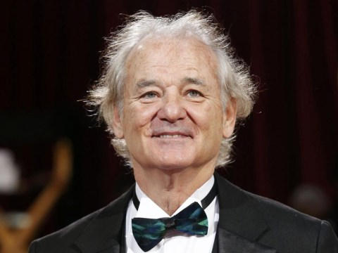 Bill Murray knows who he wants to star in the all-female Ghostbusters 3…
