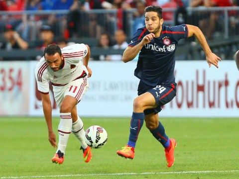 Is Arsene Wenger about to sign Olympiacos' defender Kostas Manolas for Arsenal?