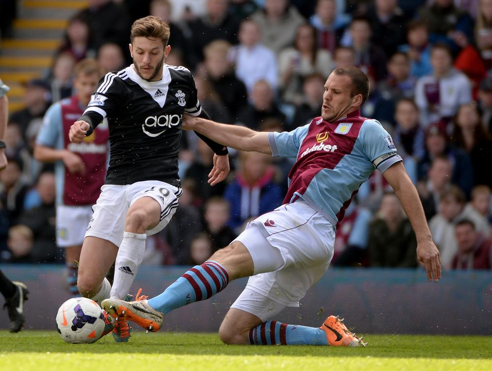 Paul Lambert plans formal talks with Aston Villa captain Ron Vlaar in bid to see off Southampton and Tottenham