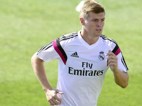 Cristiano Ronaldo rattled after being outwitted by Real Madrid team-mate Toni Kroos