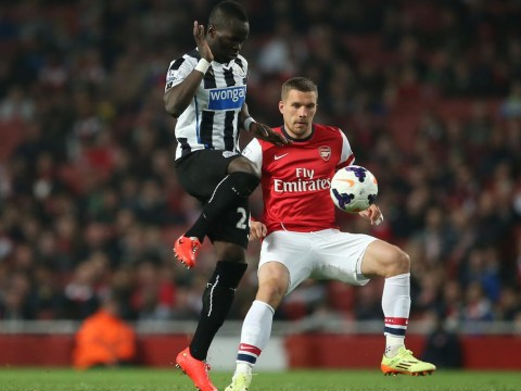 Arsenal willing to let Lukas Podolski leave amid growing interest from Turkey and Germany